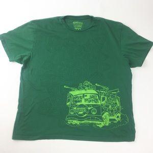 Nickelodeon Ninja Turtles Shellraiser T-Shirt